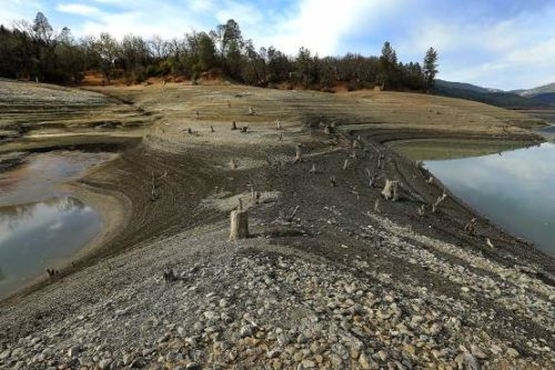 Shrinking Lake County Reservoir Prompts North Bay Supply Concerns