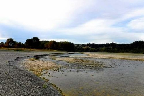 Eel River Flows Near Record Lows