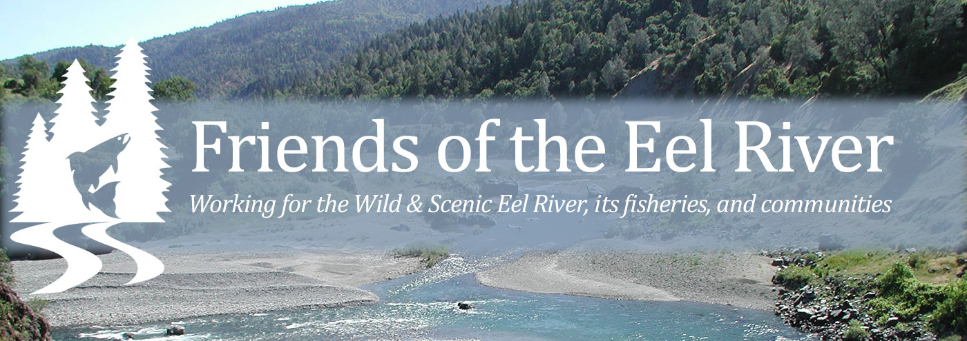 Potter Valley Project - Get Involved in Eel River Dam Removal