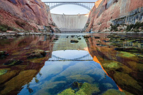 Study Finds Loss of Electric Generation from Glen Canyon Dam Would Have Negligible Impact on Western Grid