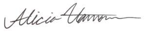 Alicia.signature
