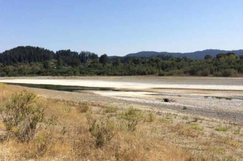 Comments to California Department of Water Resources on Eel River Valley Groundwater Sustainability