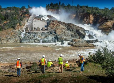 oroville dam Archives - Friends of the Eel River