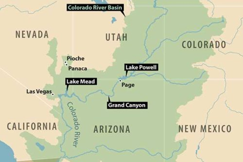 Why Solar Panels Bloom in Southwest's Land of Hydropower