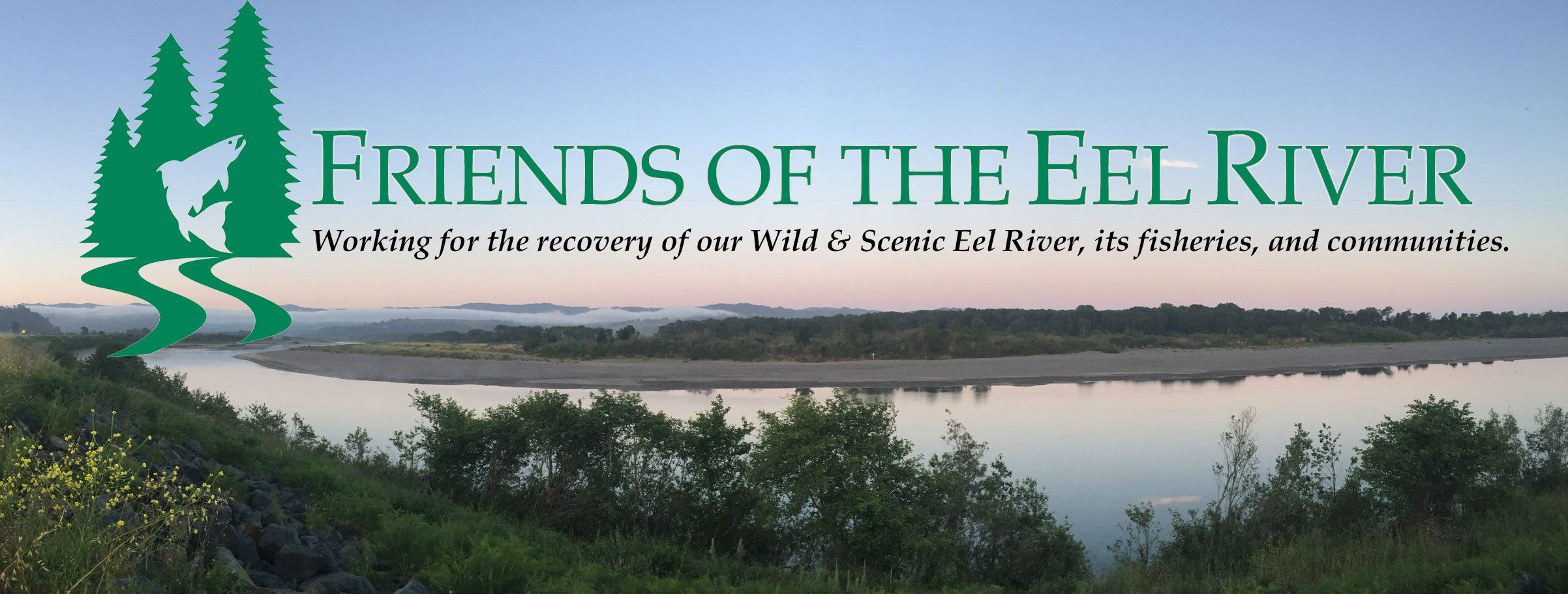 Support Dam Removal and Salmonid Recovery on the Eel River
