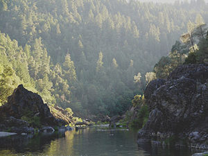 English Ridge, mainstem Eel River, included in the NW California Wilderness, Recreation, and Working Forests Act