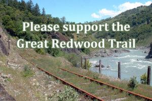 Support the Great Redwood Trail