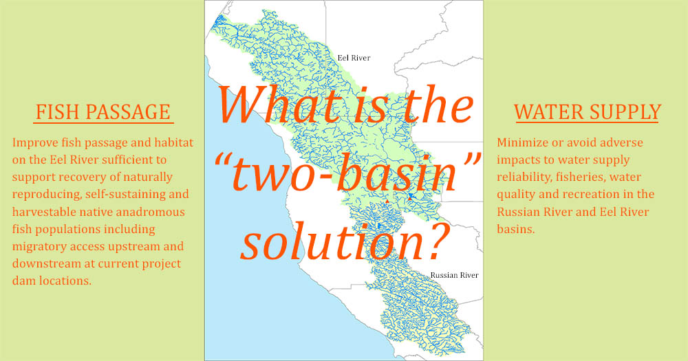What is the 'Two-Basin Solution'?